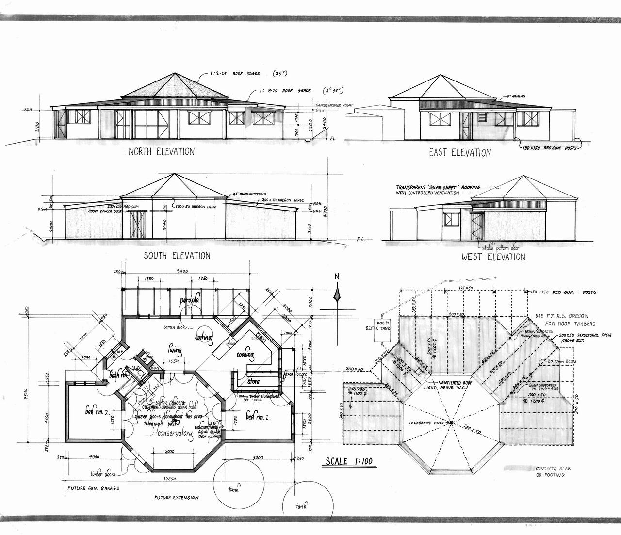 100+ [ passive solar floor plans ] | the angelo affordable open